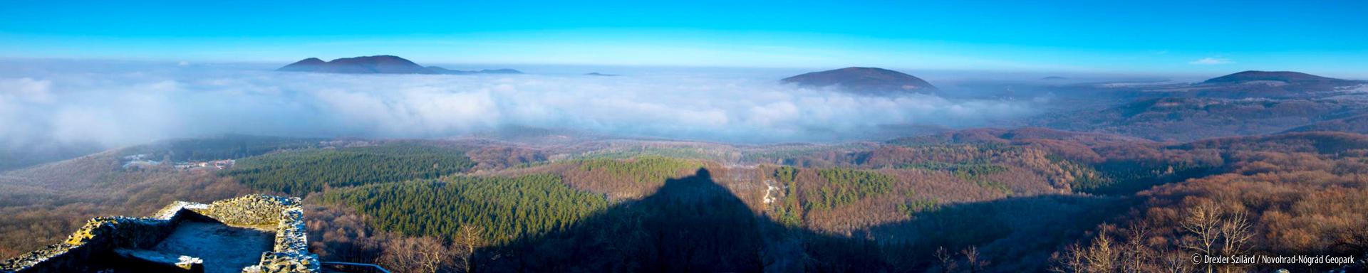 A Salgó ködbe by Dexler Szilárd